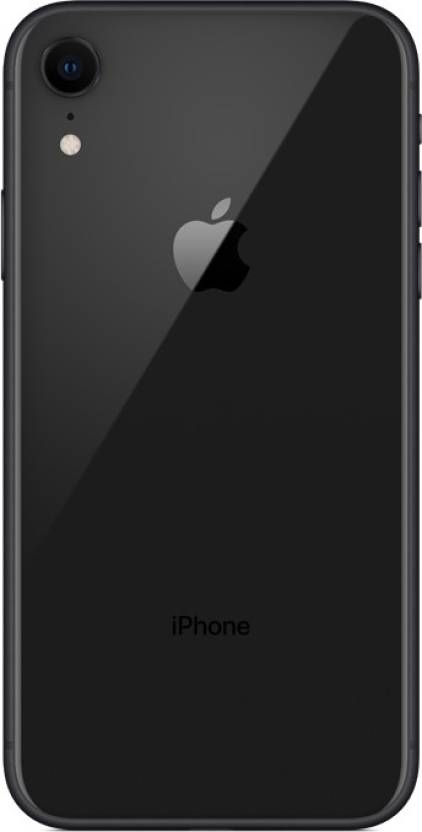 Apple iPhone XR (Black, 64 GB)