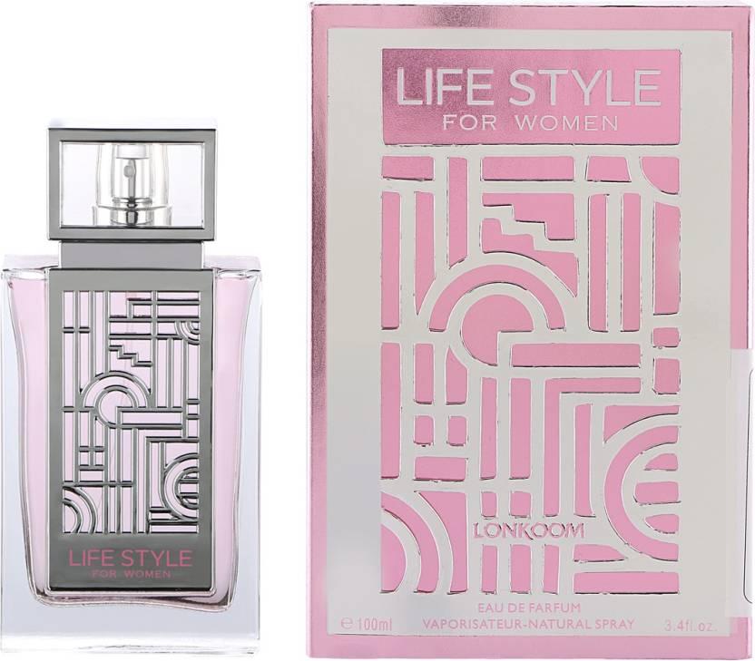 14d17f839 Lonkoom Life Style Floral Flower Scent Eau De Perfume Eau de Parfum - 100  ml (For Women)