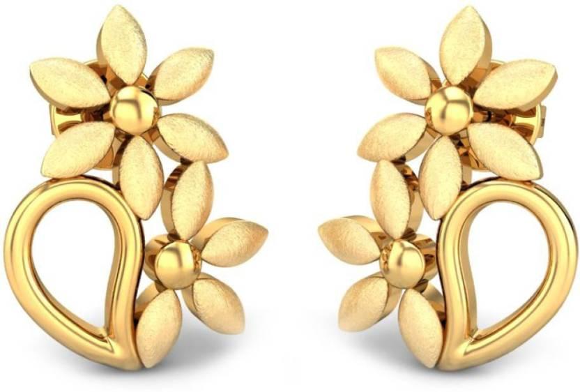 Candere by Kalyan Jewellers BIS Hallmark Yellow Gold 22kt