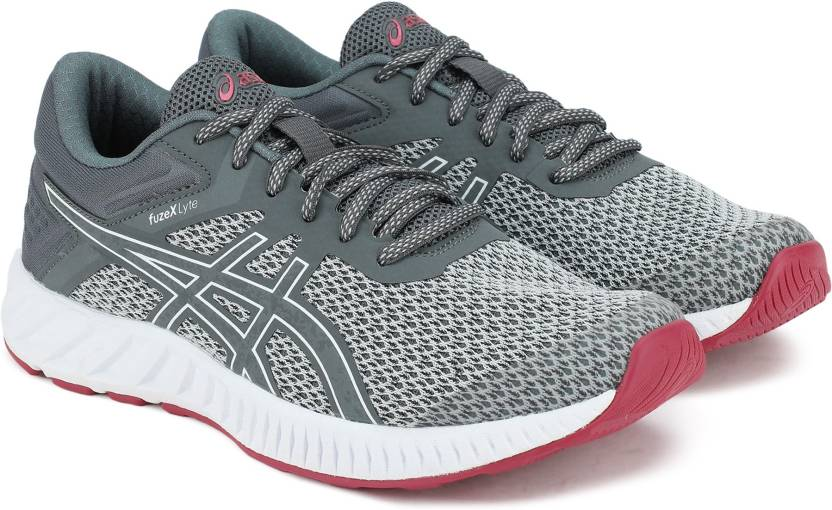 ebf0ed9f1acbb8 Asics fuzeX Lyte 2 Running Shoes For Women - Buy MID GREY CARBON ...