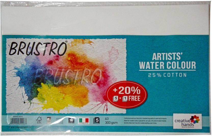 Brustro BRWC30A3 30 cm Acrylic Sheet Price in India - Buy