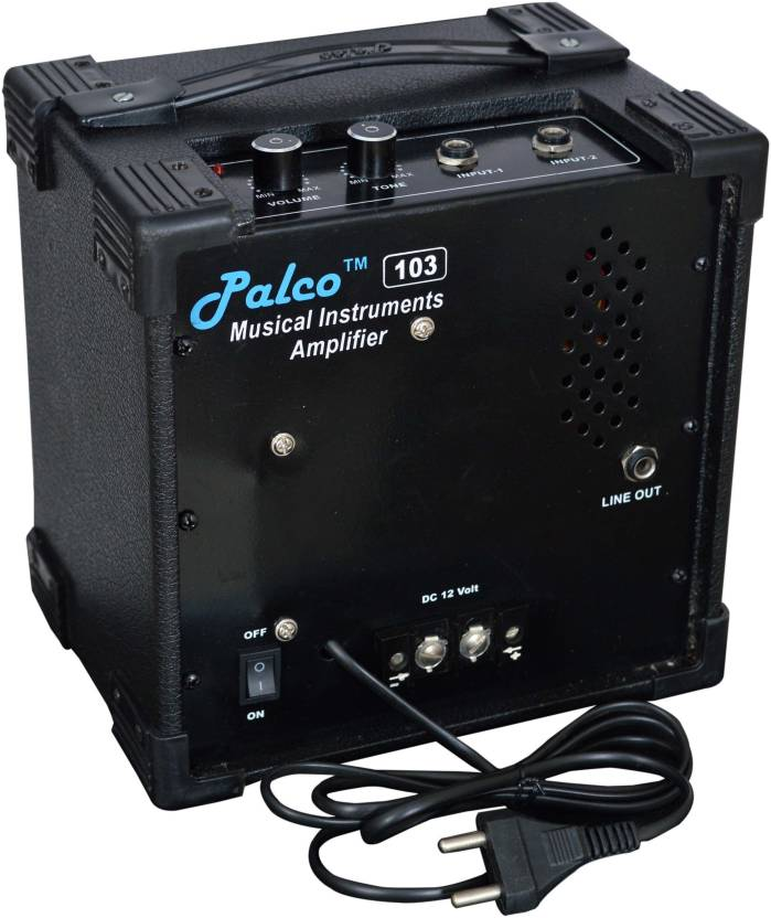 PALCO plc103 15 W AV Power Amplifier