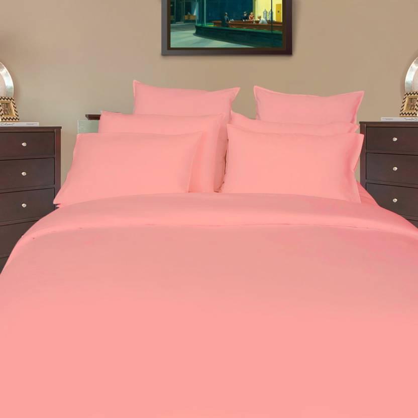 df7bc2ec99 Just Linen 400 TC Cotton Double Plain Bedsheet - Buy Just Linen 400 ...