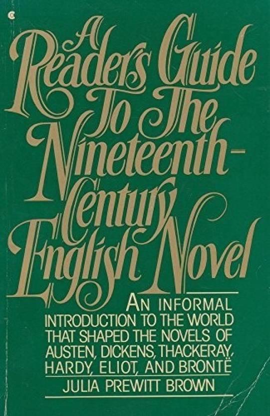 nineteenth century novels