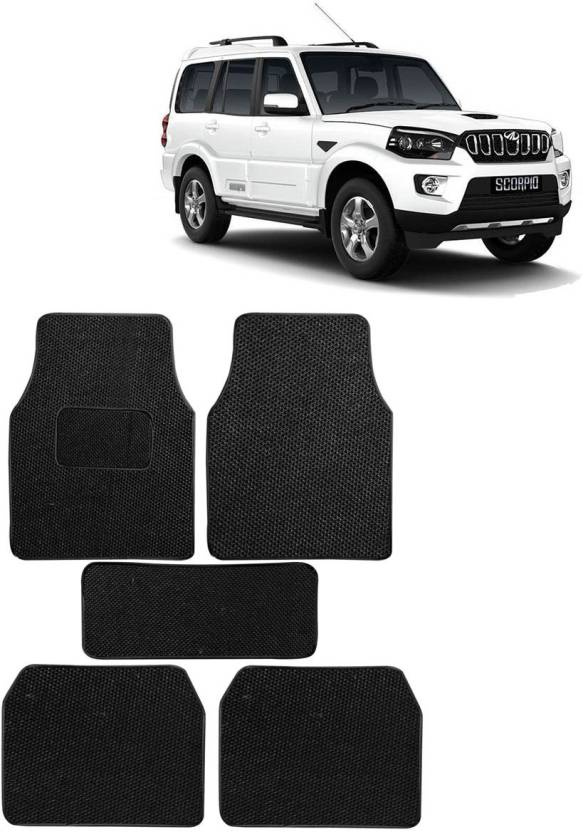 KANDID Polyester 3D Mat For Mahindra Scorpio Price in India - Buy