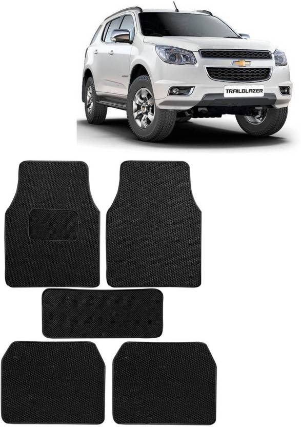 Kandid Polyester 3d Mat For Chevrolet Trailblazer Price In India