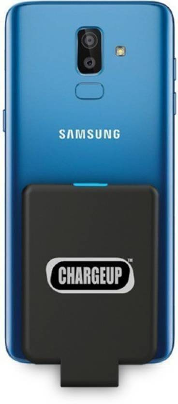 Chargeup Back Cover for Wireless Charging Battery Power Bank