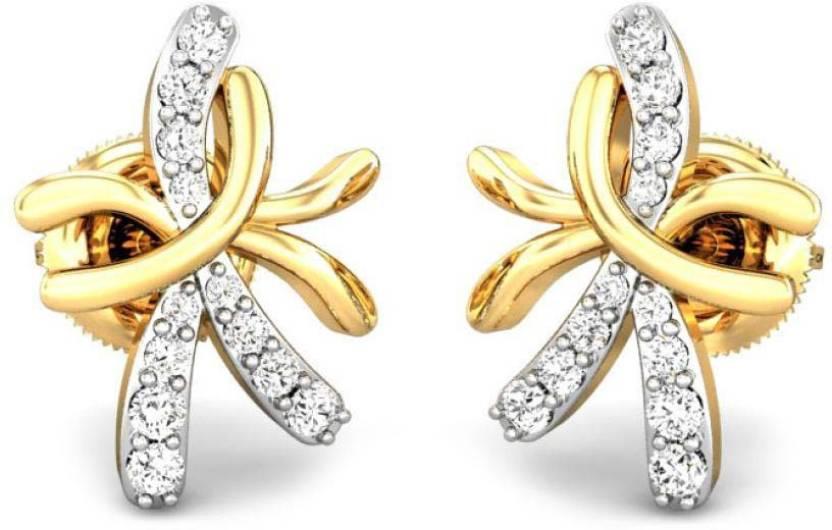 Candere by Kalyan Jewellers BIS Hallmark Yellow Gold 18kt