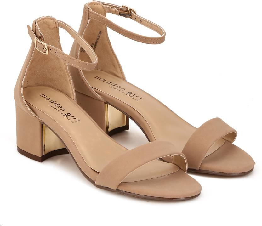 ca166946e2306 Steve Madden Women Brown Heels - Buy Steve Madden Women Brown Heels Online  at Best Price - Shop Online for Footwears in India
