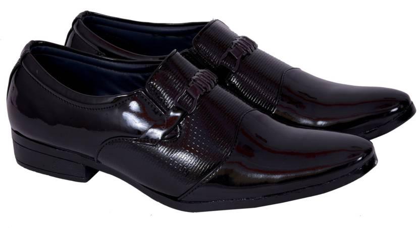 0296b14c575 DEEKADA Party Wear + Formal Shoes for Men s Lace Up For Men - Buy ...