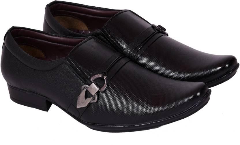 47cd6c9c45d DEEKADA Party Wear + Formal Shoes for Men s Slip On For Men - Buy ...