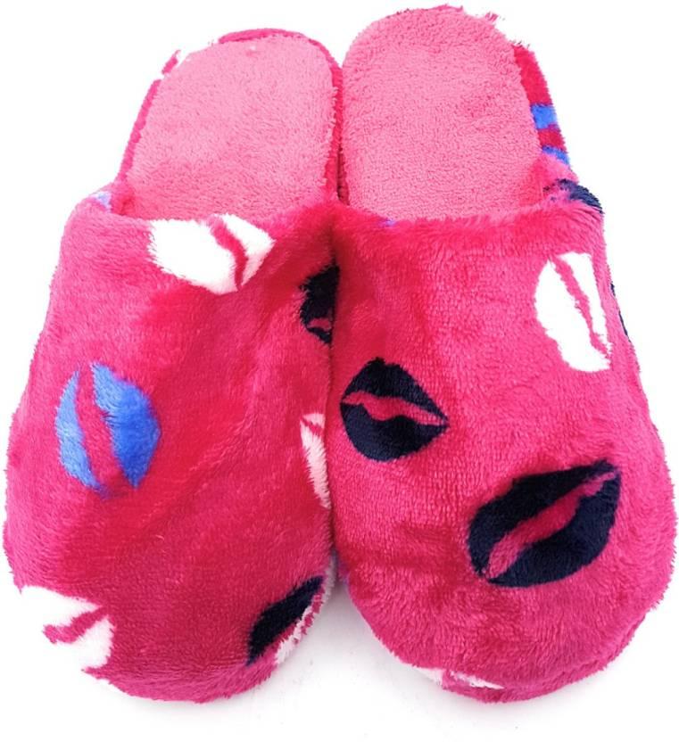 735b110c3ffcf Angel Fashion Winter Kiss Slipper for Women Slides - Buy Angel Fashion  Winter Kiss Slipper for Women Slides Online at Best Price - Shop Online for  Footwears ...