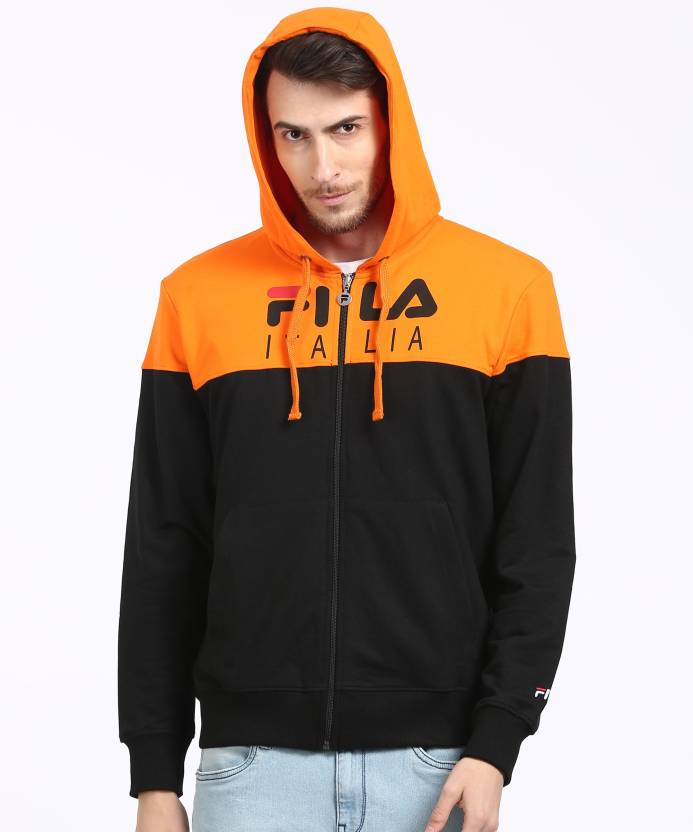 16a406e88bc8 Fila Full Sleeve Printed Men Sweatshirt - Buy Fila Full Sleeve Printed Men  Sweatshirt Online at Best Prices in India