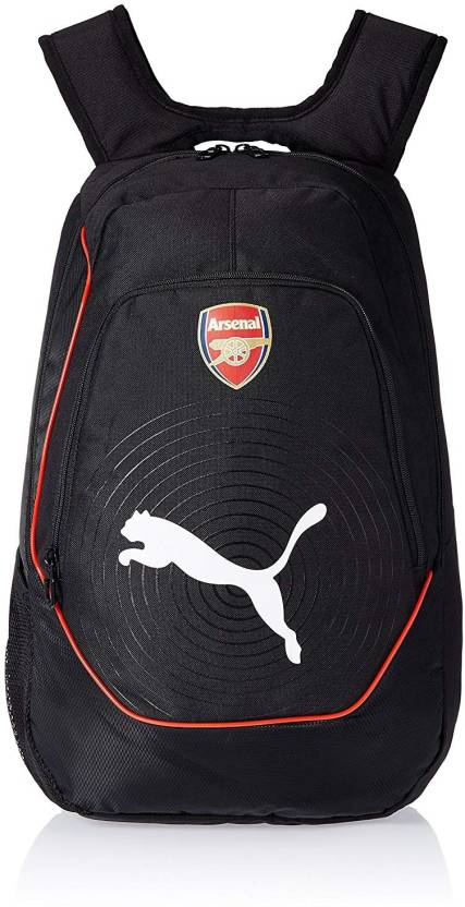 9084bd221be2 Puma Arsenal Graphic 21 Backpack Black - Price in India