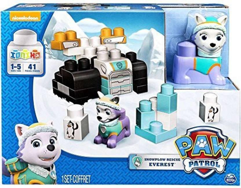 Nickelodeon Paw Patrol Snowplow Rescue Everest Playset - Paw Patrol ... 98f8eabd8d