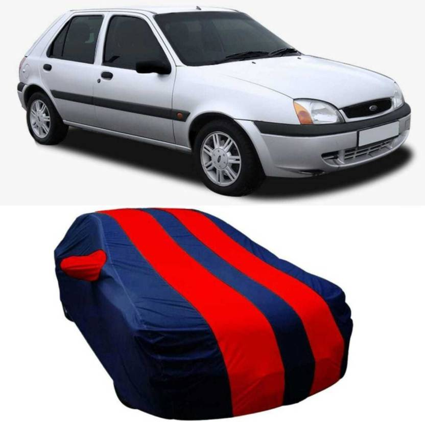 Drize Car Cover For Ford Fiesta Old With Mirror Pockets Price In