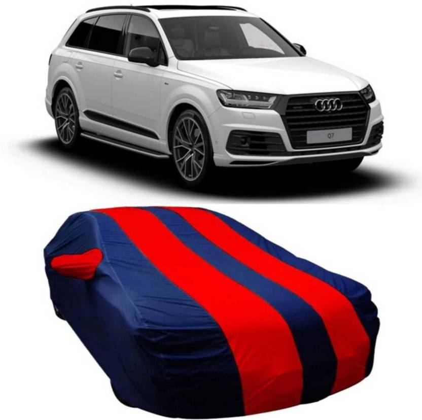 DRIZE Car Cover For Audi Q7 (With Mirror Pockets) Price in