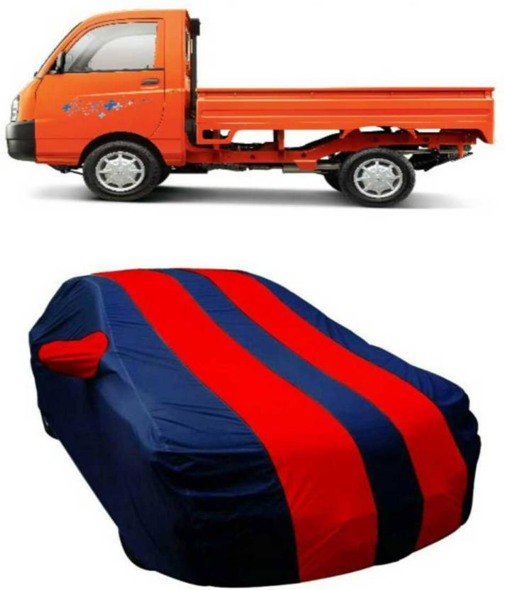 Drize Car Cover For Mahindra Maximo Plus With Mirror Pockets Price