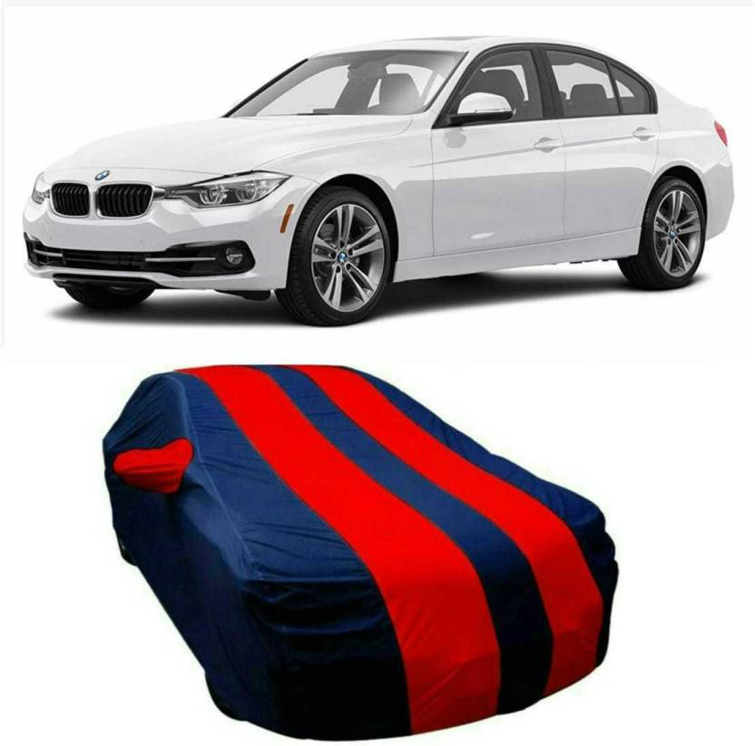 Drize Car Cover For Bmw 328i With Mirror Pockets Price In India