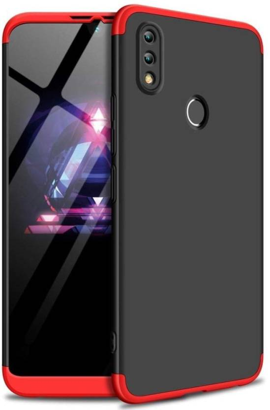 Backlund Back Cover for Honor 8X Full Body 3 in 1 Slim Fit Complete