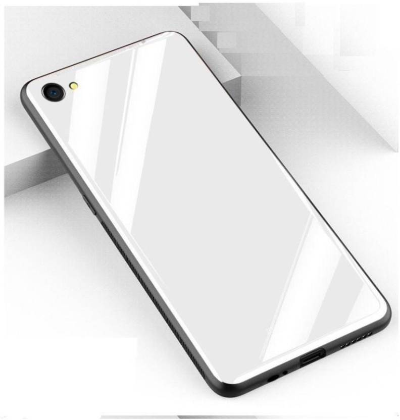 promo code 88414 33f49 BLITHESOME Back Cover for OPPO A57 (WHITE Glass) - BLITHESOME ...