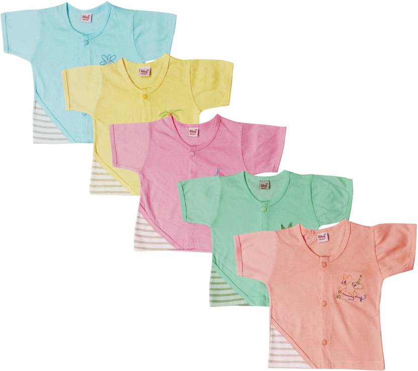 7d4a3b9a3 Jo Kids Wear Baby Girls Casual Cotton Knit Top Price in India - Buy ...