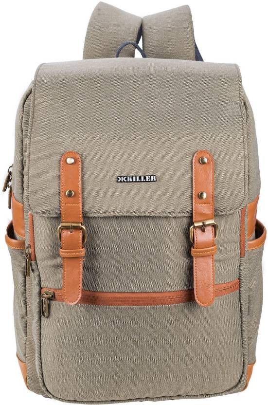 f1a1c1212fca Killer 15.6 inch Laptop Backpack GREEN - Price in India