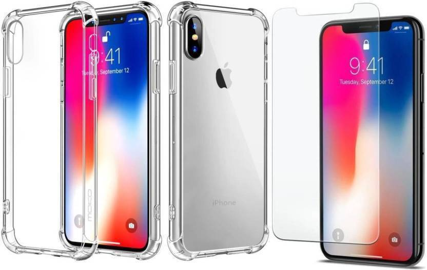 OPUS Cover Accessory Combo for IPHONE XS Price in India - Buy OPUS