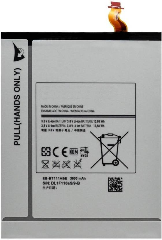 GIFORIES Mobile Battery For Samsung Galaxy Tab 3 Lite 7 0 SM