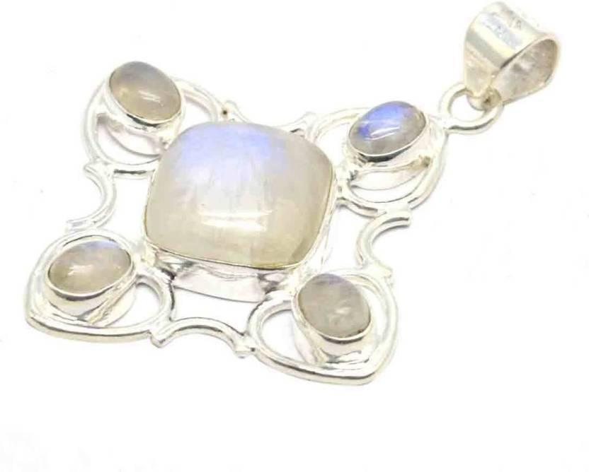 Healing Crystals India Natural Healing Rainbown Moonstone Gemstone