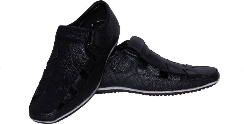 Mbs collection men black casual buy mbs collection men black