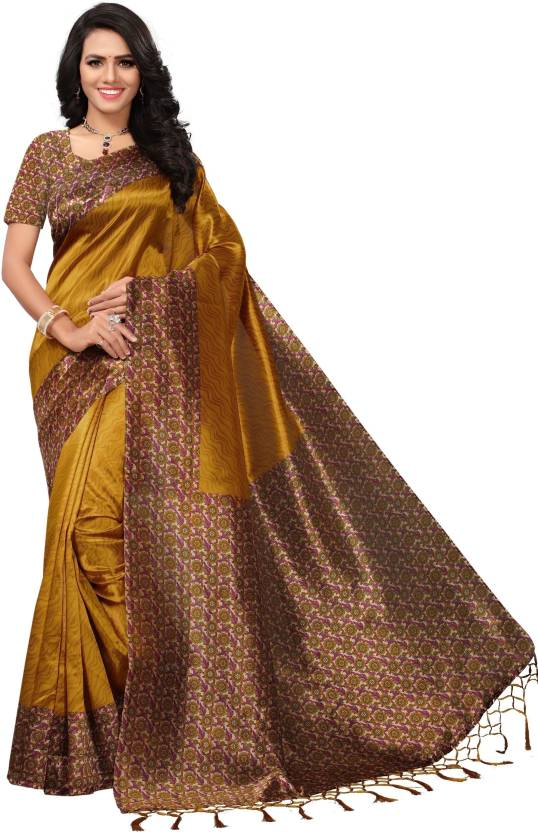 5c7048e07646e Buy Anwesha Saree Printed