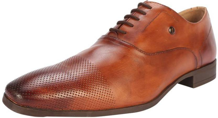 Van Heusen Van Heusen Tan Formal Shoes Oxford For Men - Buy Van ... f3d089c30