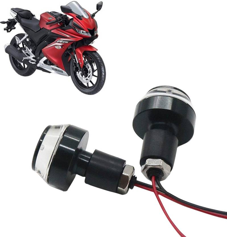 SHOP4U Suitable for Yamaha YZF r15 V3 Bike Handlebar Weights