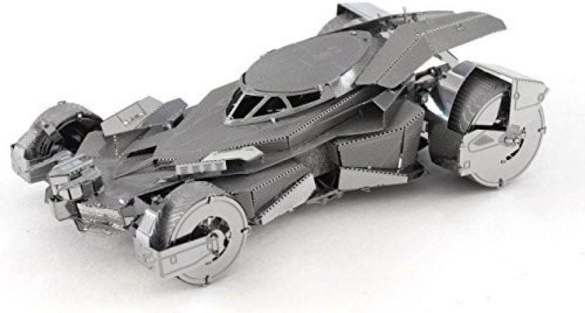 Batman 2016 Dawn Of Justice Batman V Superman Batmobile Metal Earth 3D Model Kit