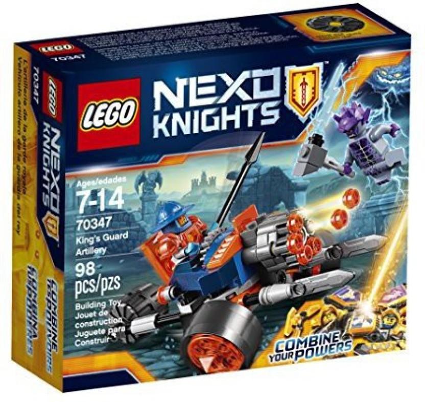 New LEGO NEXO KNIGHTS QUARDMinifigure