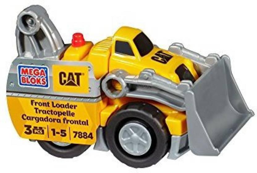 Mega Bloks Cat Mixer Truck Cat Mixer Truck Shop For Mega Bloks