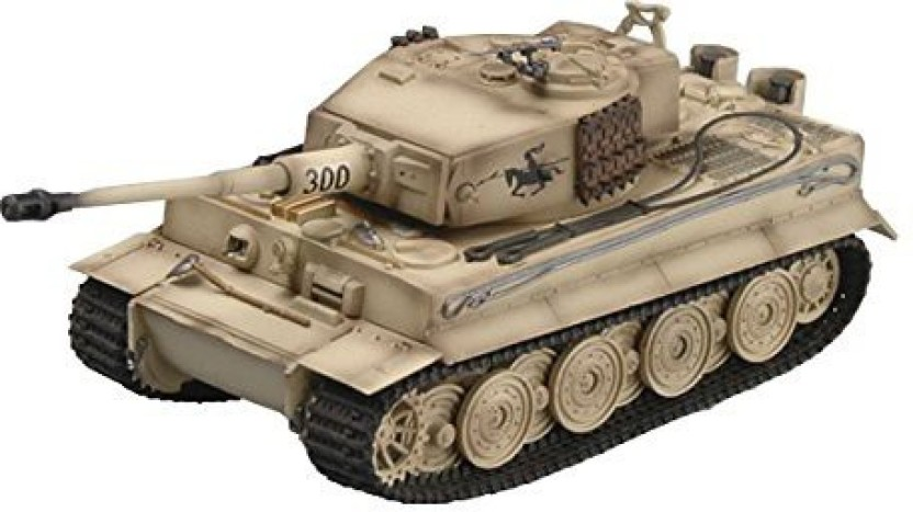 300 Military Vehicle Easy Model Tiger I Late Type S.PZ.ABT.505 Russia 1944 No