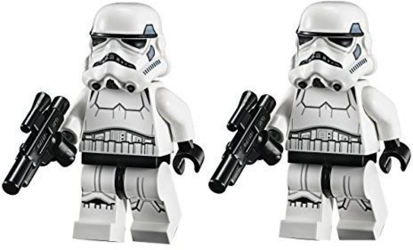 LEGO Lot of 2 Dark Gray Western Minifigure Western Rifles