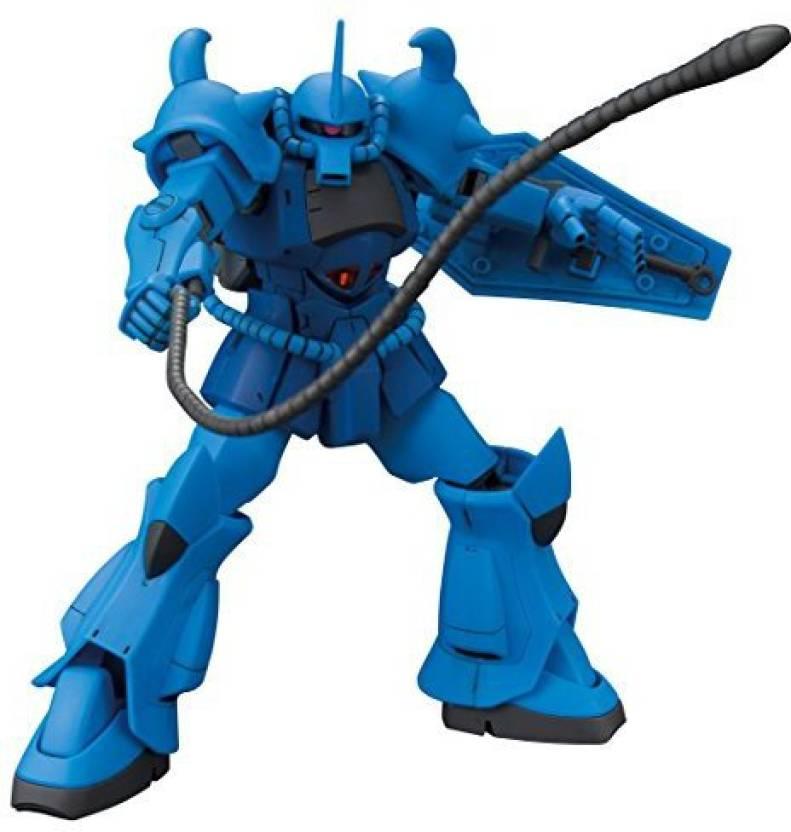 "Bandai Hobby Hguc Gouf Revive ""Mobile Suit Gundam"" Building Kit (1/144 Scale) (Multicolor)"