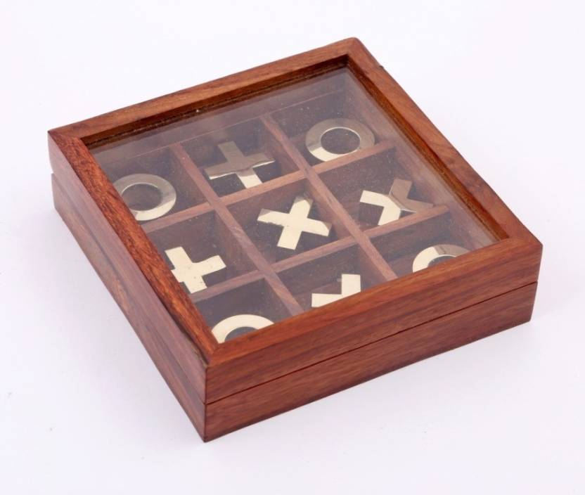A2z Selling Wooden Puzzle Wooden Tic Tac Toe Noughts And Crosses