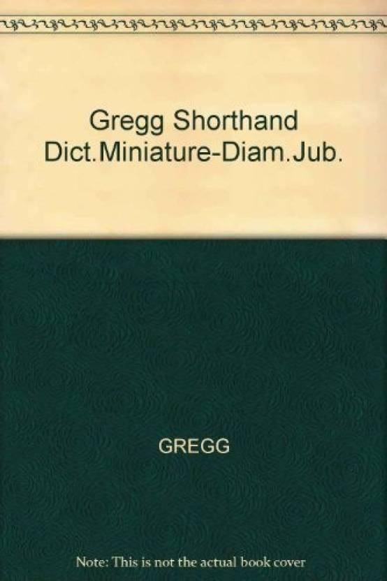 Gregg Shorthand Dictionary: Miniature Series 90 (Diamond