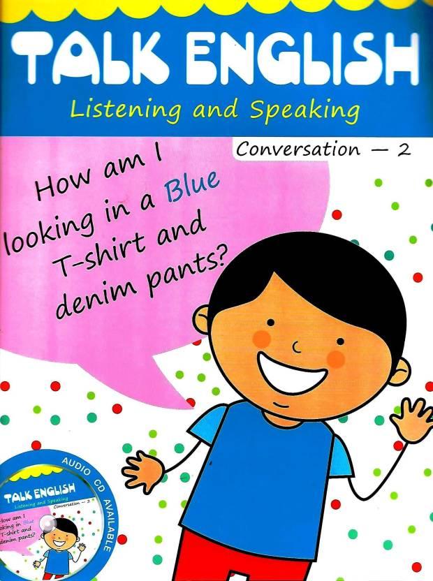 DEEPU PRAKASHAN, TALK ENGLISH LISTENING AND SPEAKING CONVERSATION