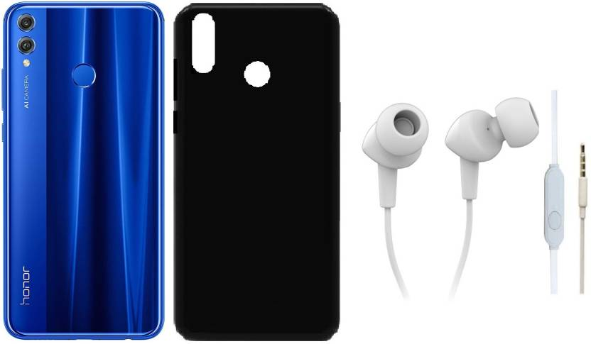 Karirap Cover Accessory Combo for HONOR 8X Price in India