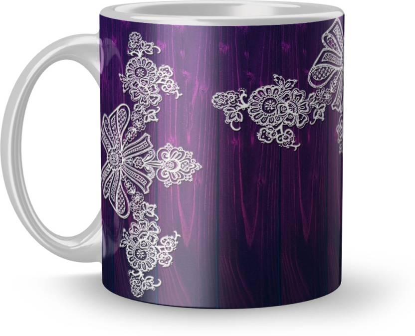 Dreamlivproducts Beautiful 320ml Ceramic Printed Mug Gift For Kids Boy Birthday Gifts Wedding Coffee Mugs GiftMug 095 320 Ml