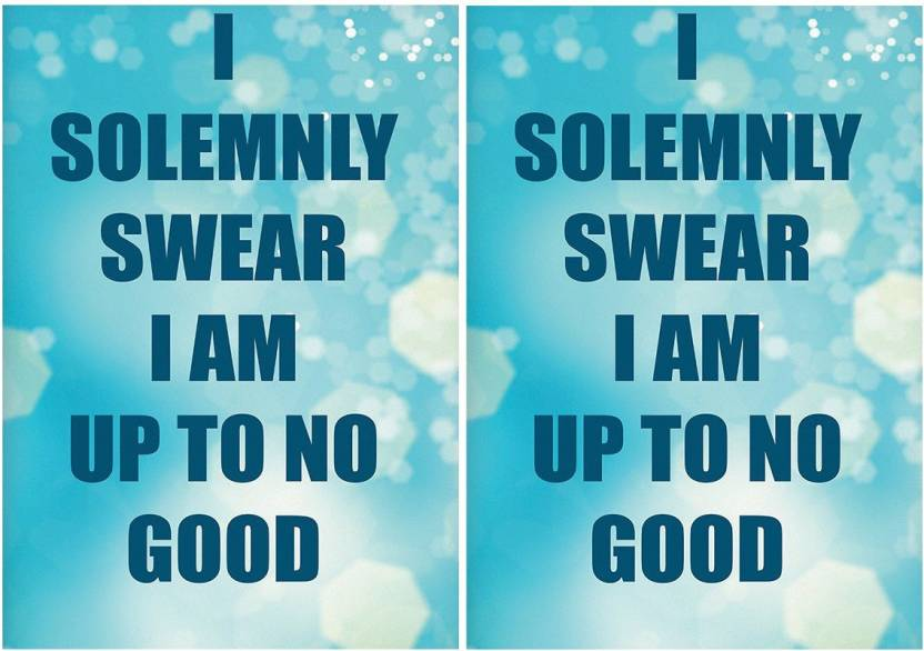 Combo Posters Set Of 2 Quotes/Signs/Symbols Combo Posters I