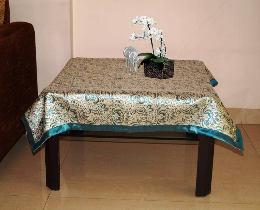 Lushomes Printed 4 Seater Table Cover - Buy Lushomes Printed
