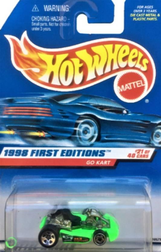 Hot Wheels Go Kart - Go Kart   Buy Go Kart 1998 & 2000 toys in India