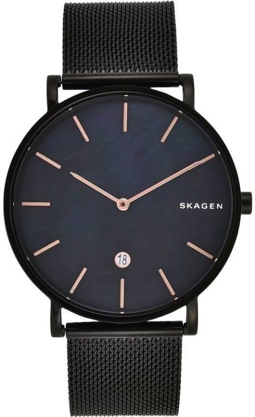 ef809da90d0 Skagen SKW6472 Hagen Watch - For Men - Buy Skagen SKW6472 Hagen Watch - For  Men SKW6472 Online at Best Prices in India