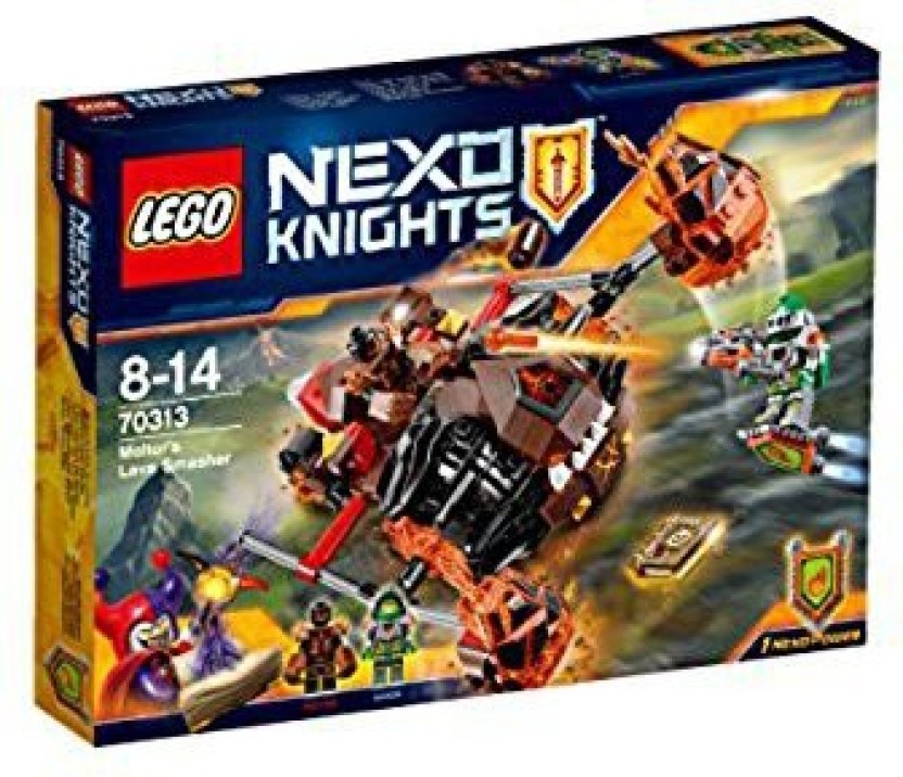 Lance Foil Pack 271601 LEGO Nexo Knights Limited Edition Minifigure